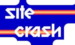 Site Crash logo