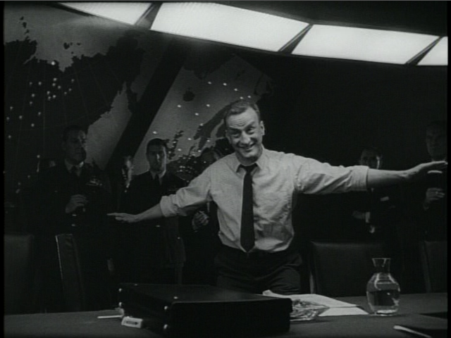Dr Strangelove, or how I stopped worrying and learned how to love all my characters