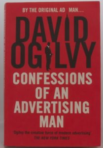 David Ogilvy - Confessions of an Advertising Man